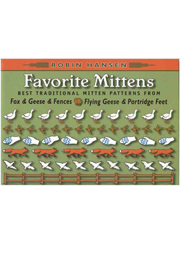 Favorite Mittens Cover