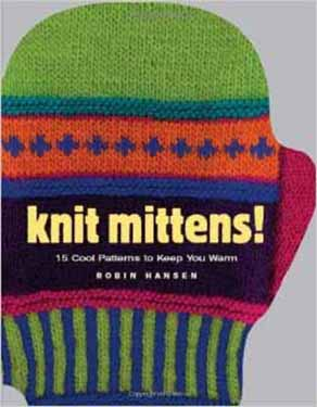 Knit Mittens! book cover