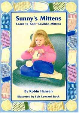 Sunny's Mittens book cover