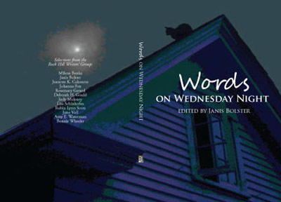Words on Wednesday Night book cover